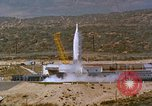 Image of Missile Atlas 52D California United States USA, 1962, second 32 stock footage video 65675023368