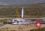 Image of Missile Atlas 52D California United States USA, 1962, second 34 stock footage video 65675023368