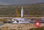 Image of Missile Atlas 52D California United States USA, 1962, second 35 stock footage video 65675023368
