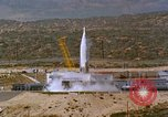 Image of Missile Atlas 52D California United States USA, 1962, second 36 stock footage video 65675023368