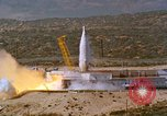 Image of Missile Atlas 52D California United States USA, 1962, second 37 stock footage video 65675023368