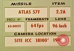 Image of Missile Atlas 57F United States USA, 1962, second 1 stock footage video 65675023370