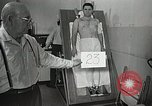 Image of heart beat test Ohio United States USA, 1959, second 2 stock footage video 65675023392