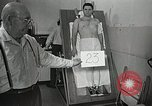 Image of heart beat test Ohio United States USA, 1959, second 3 stock footage video 65675023392
