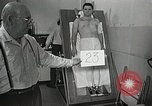Image of heart beat test Ohio United States USA, 1959, second 4 stock footage video 65675023392