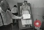 Image of heart beat test Ohio United States USA, 1959, second 6 stock footage video 65675023392