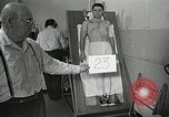 Image of heart beat test Ohio United States USA, 1959, second 7 stock footage video 65675023392