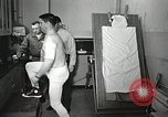 Image of heart beat test Ohio United States USA, 1959, second 9 stock footage video 65675023392