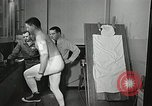 Image of heart beat test Ohio United States USA, 1959, second 23 stock footage video 65675023392