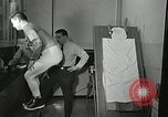 Image of heart beat test Ohio United States USA, 1959, second 44 stock footage video 65675023392