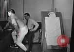 Image of heart beat test Ohio United States USA, 1959, second 46 stock footage video 65675023392