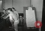 Image of heart beat test Ohio United States USA, 1959, second 48 stock footage video 65675023392