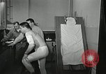 Image of heart beat test Ohio United States USA, 1959, second 52 stock footage video 65675023392