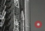 Image of Atlas Missile 6 B Cape Canaveral Florida USA, 1958, second 41 stock footage video 65675023459