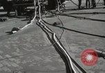 Image of Preparing Redstone Missile for launch New Mexico United States USA, 1960, second 22 stock footage video 65675023465