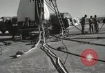 Image of Preparing Redstone Missile for launch New Mexico United States USA, 1960, second 24 stock footage video 65675023465