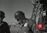 Image of Preparing Redstone Missile for launch New Mexico United States USA, 1960, second 41 stock footage video 65675023465