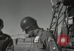 Image of Preparing Redstone Missile for launch New Mexico United States USA, 1960, second 42 stock footage video 65675023465
