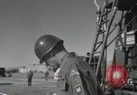 Image of Preparing Redstone Missile for launch New Mexico United States USA, 1960, second 45 stock footage video 65675023465