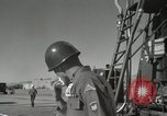 Image of Preparing Redstone Missile for launch New Mexico United States USA, 1960, second 46 stock footage video 65675023465