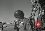Image of Preparing Redstone Missile for launch New Mexico United States USA, 1960, second 50 stock footage video 65675023465