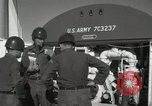 Image of Preparing Redstone Missile for launch New Mexico United States USA, 1960, second 51 stock footage video 65675023465