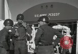 Image of Preparing Redstone Missile for launch New Mexico United States USA, 1960, second 52 stock footage video 65675023465