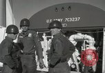 Image of Preparing Redstone Missile for launch New Mexico United States USA, 1960, second 53 stock footage video 65675023465