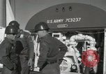 Image of Preparing Redstone Missile for launch New Mexico United States USA, 1960, second 54 stock footage video 65675023465