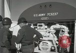 Image of Preparing Redstone Missile for launch New Mexico United States USA, 1960, second 55 stock footage video 65675023465