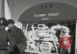 Image of Preparing Redstone Missile for launch New Mexico United States USA, 1960, second 56 stock footage video 65675023465