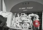 Image of Preparing Redstone Missile for launch New Mexico United States USA, 1960, second 57 stock footage video 65675023465