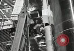 Image of Atlas Missile 5C Cape Canaveral Florida USA, 1959, second 4 stock footage video 65675023479