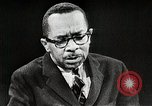 Image of James Baldwin speaks about Civil rights movement United States USA, 1963, second 5 stock footage video 65675024057