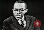 Image of James Baldwin speaks about Civil rights movement United States USA, 1963, second 8 stock footage video 65675024057
