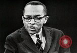 Image of James Baldwin speaks about Civil rights movement United States USA, 1963, second 9 stock footage video 65675024057