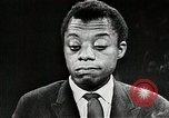 Image of James Baldwin speaks about Civil rights movement United States USA, 1963, second 25 stock footage video 65675024057