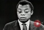 Image of James Baldwin speaks about Civil rights movement United States USA, 1963, second 27 stock footage video 65675024057