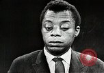 Image of James Baldwin speaks about Civil rights movement United States USA, 1963, second 30 stock footage video 65675024057