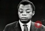 Image of James Baldwin speaks about Civil rights movement United States USA, 1963, second 31 stock footage video 65675024057