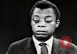 Image of James Baldwin speaks about Civil rights movement United States USA, 1963, second 32 stock footage video 65675024057