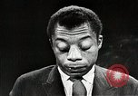 Image of James Baldwin speaks about Civil rights movement United States USA, 1963, second 39 stock footage video 65675024057