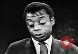 Image of James Baldwin speaks about Civil rights movement United States USA, 1963, second 41 stock footage video 65675024057