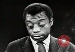 Image of James Baldwin speaks about Civil rights movement United States USA, 1963, second 42 stock footage video 65675024057