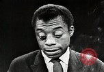 Image of James Baldwin speaks about Civil rights movement United States USA, 1963, second 43 stock footage video 65675024057
