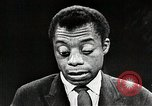 Image of James Baldwin speaks about Civil rights movement United States USA, 1963, second 44 stock footage video 65675024057
