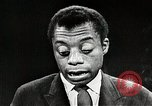 Image of James Baldwin speaks about Civil rights movement United States USA, 1963, second 45 stock footage video 65675024057