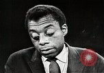 Image of James Baldwin speaks about Civil rights movement United States USA, 1963, second 46 stock footage video 65675024057