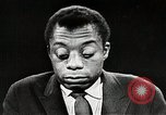 Image of James Baldwin speaks about Civil rights movement United States USA, 1963, second 47 stock footage video 65675024057