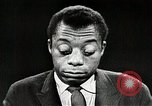 Image of James Baldwin speaks about Civil rights movement United States USA, 1963, second 48 stock footage video 65675024057